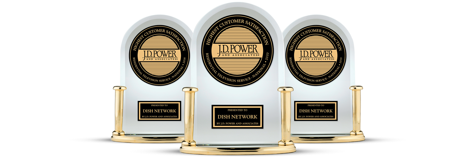 DISH Customer Satisfaction - Ranked #1 by JD Power - High Power Tehcnical Services in Louisville, Kentucky - DISH Authorized Retailer